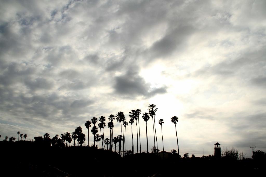 Santa Barbara Beach, California, Vacation, Travel
