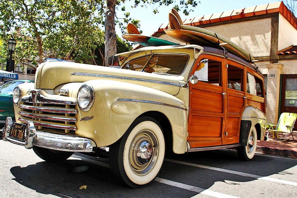 Wheels and Waves Car show, Santa Barbara, California, Travel, Vacation, Santa Barbara, California, Travel, Vacation
