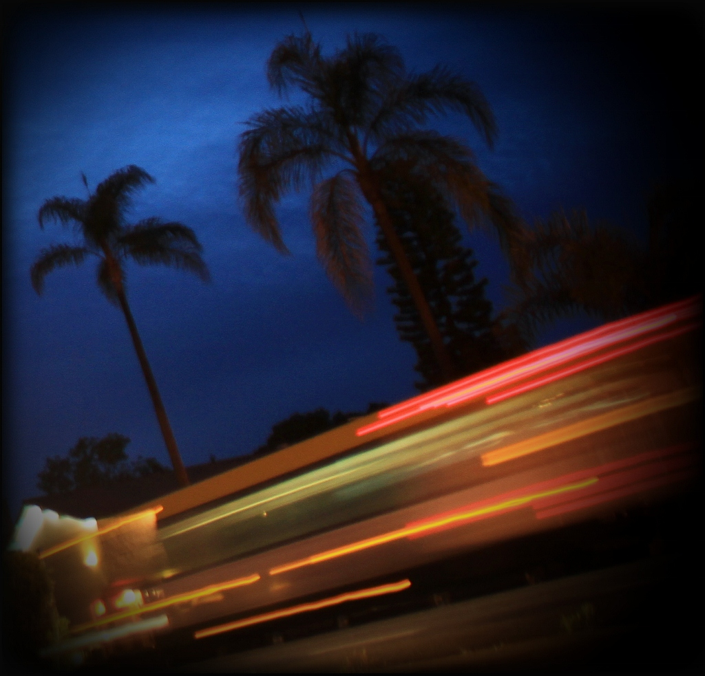 Motion Blur Photography, Night photos, Julie Plevak, 365 Photography Challenge