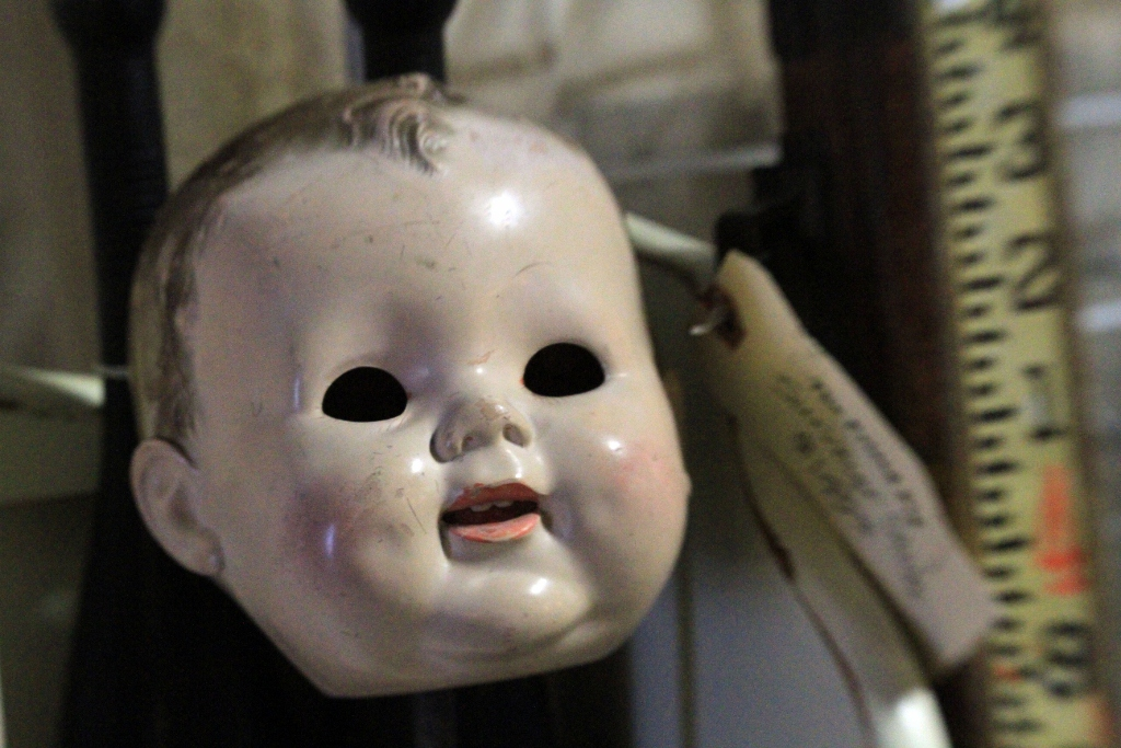 Kickstarter Project, Creepy Dolls, Kickstarter