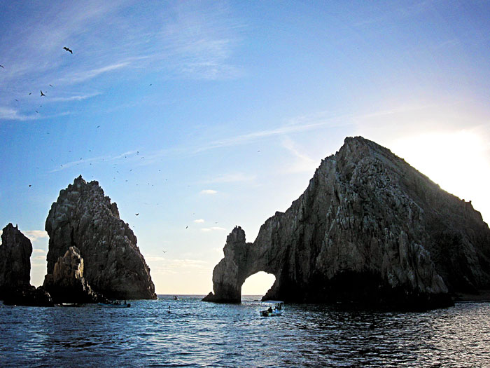 El Arco,  La Princesa Cruise in Cabo San Lucas, Mexico Catamaran booze, cabo san lucas
