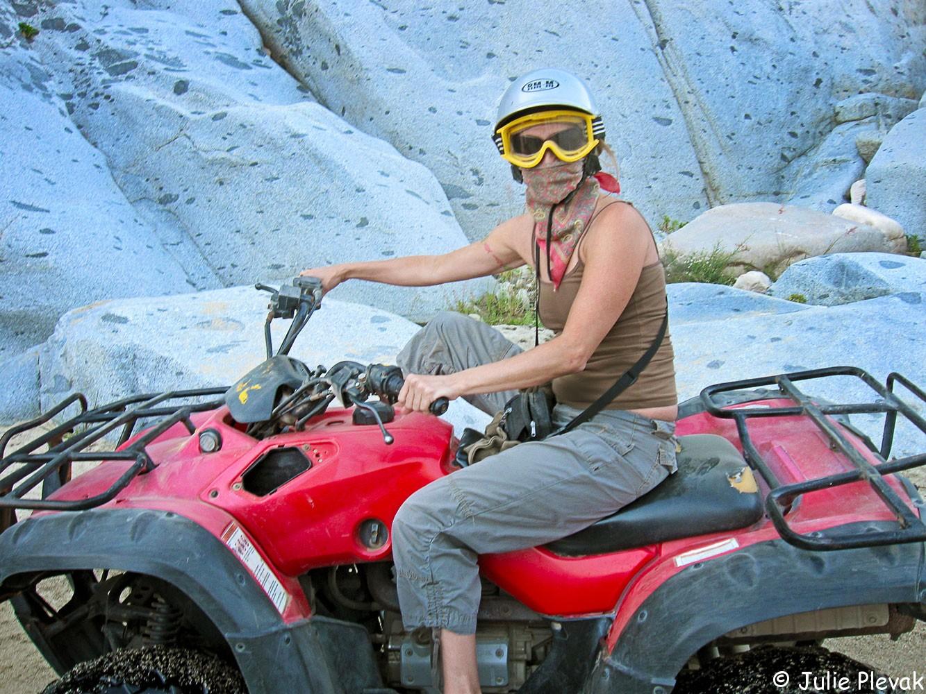 Cabo San Lucas, ATV tour in Cabo San Lucas