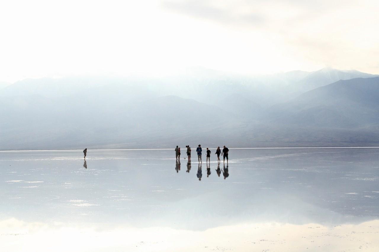 Death Valley, California, salt flats, travel, vacation