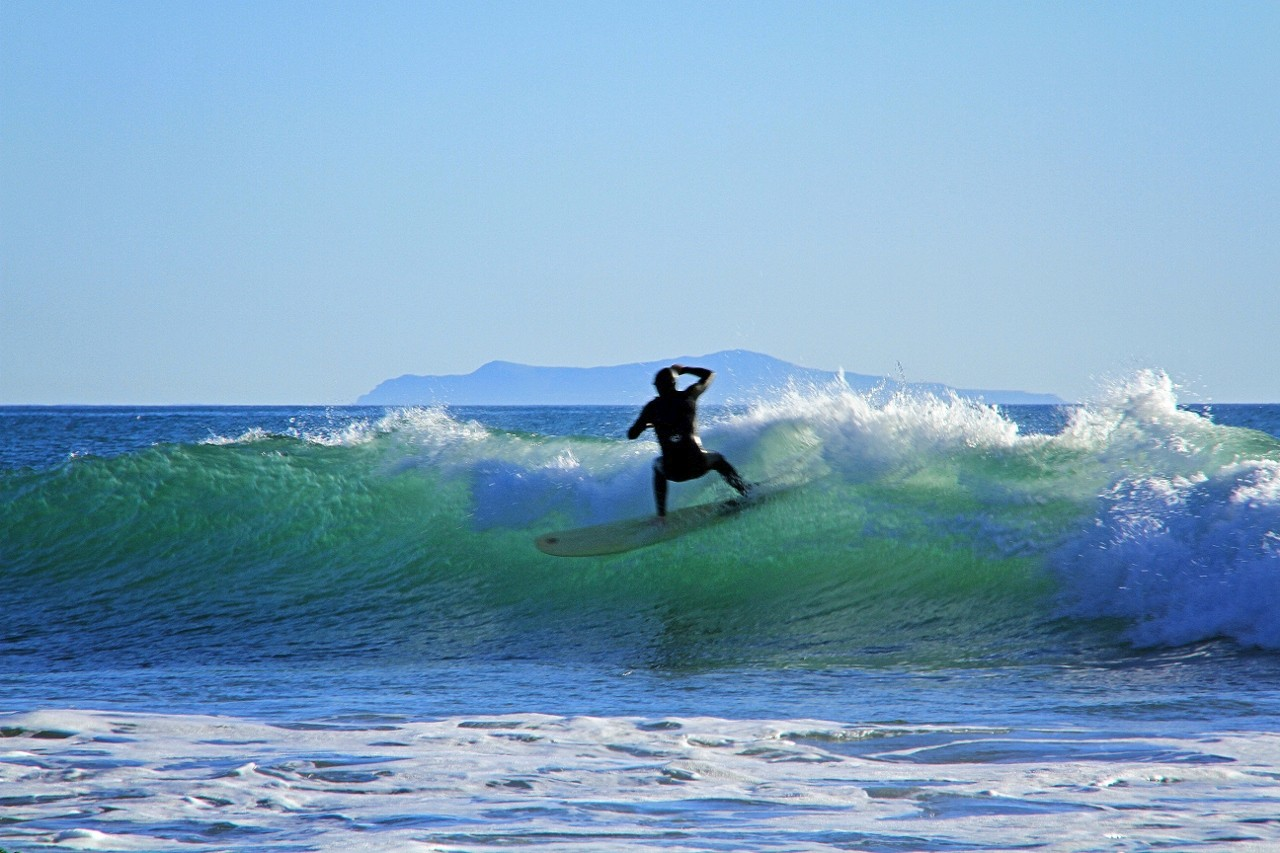 Rincon surfing, surf, California, travel, big waves to surf