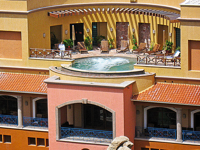 Spa at Playa Grande Resort in Cabo