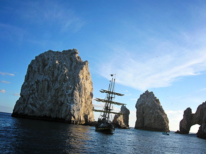 Cabo San Lucas Pirate Ship, travel
