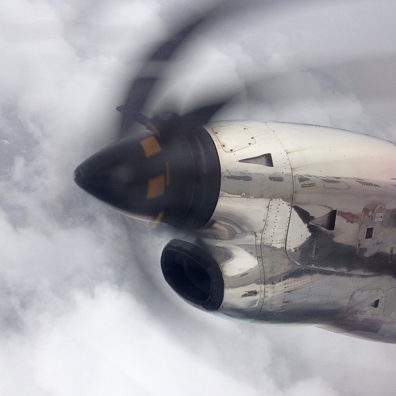 Window Seat on plane