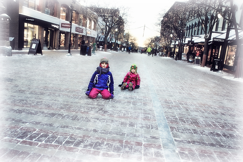 Things to do in Burlington in the winter, church street marketplace