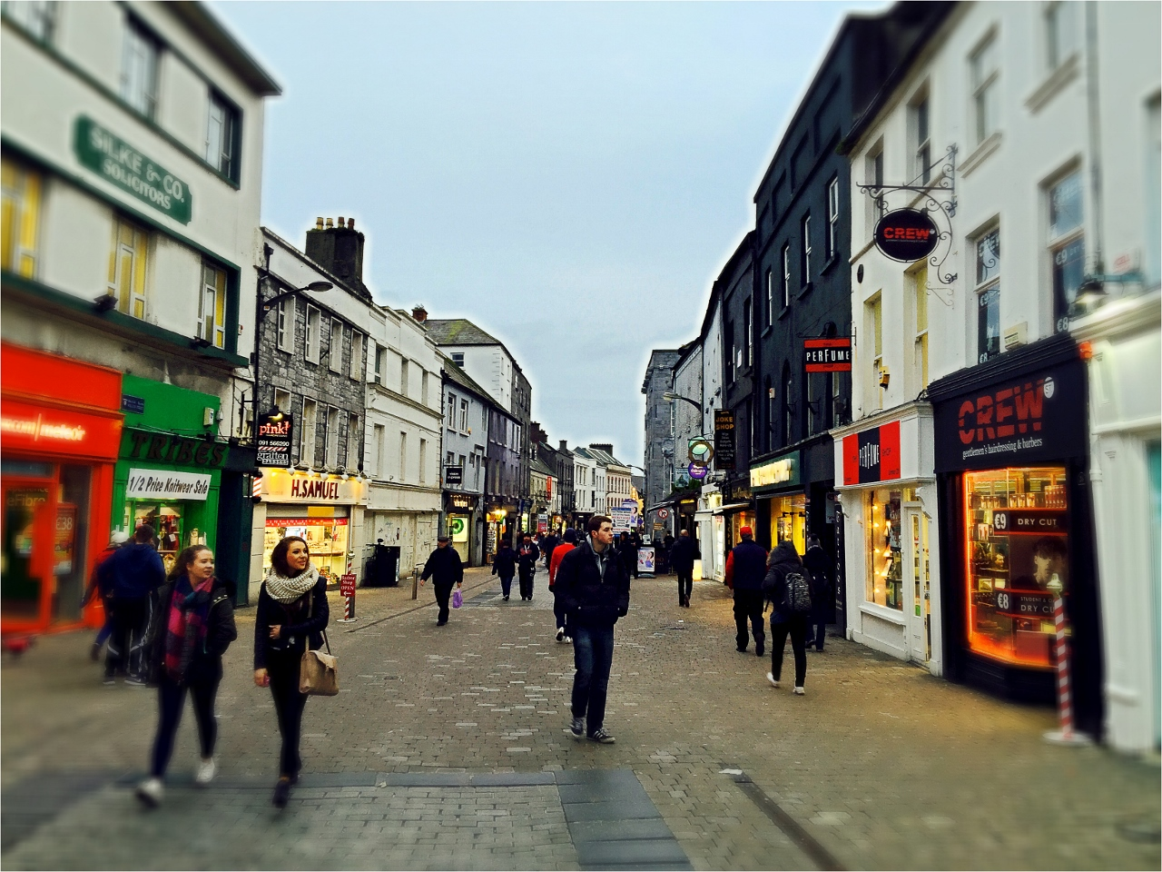 Galway City in Ireland by Julie Miche travel blogger