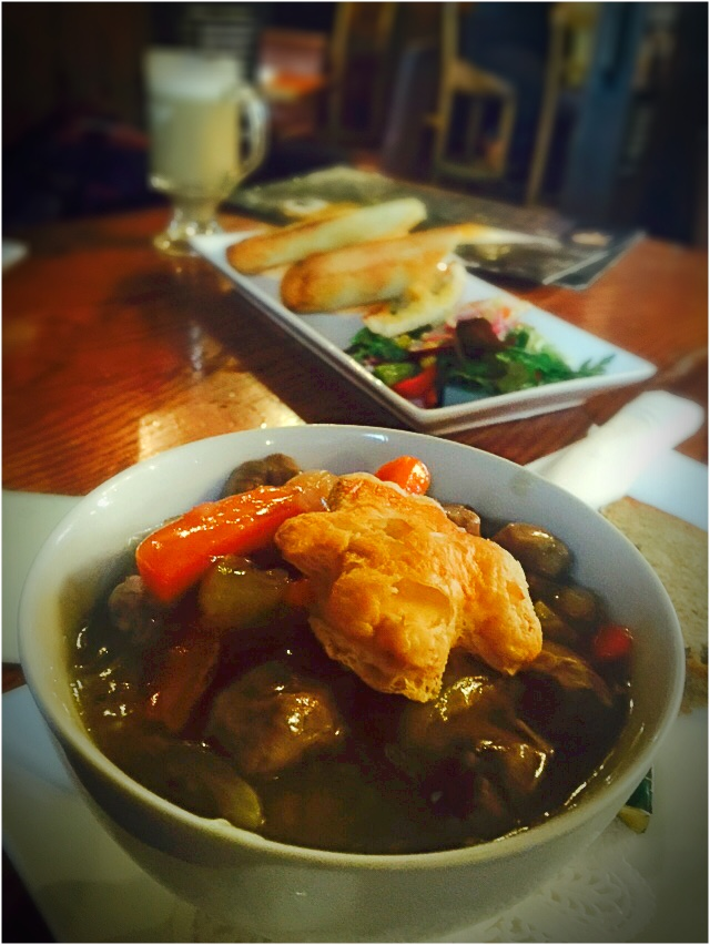 Kyteler's Inn in Kilkenny Ireland, Best Irish Stew, traveling in Ireland