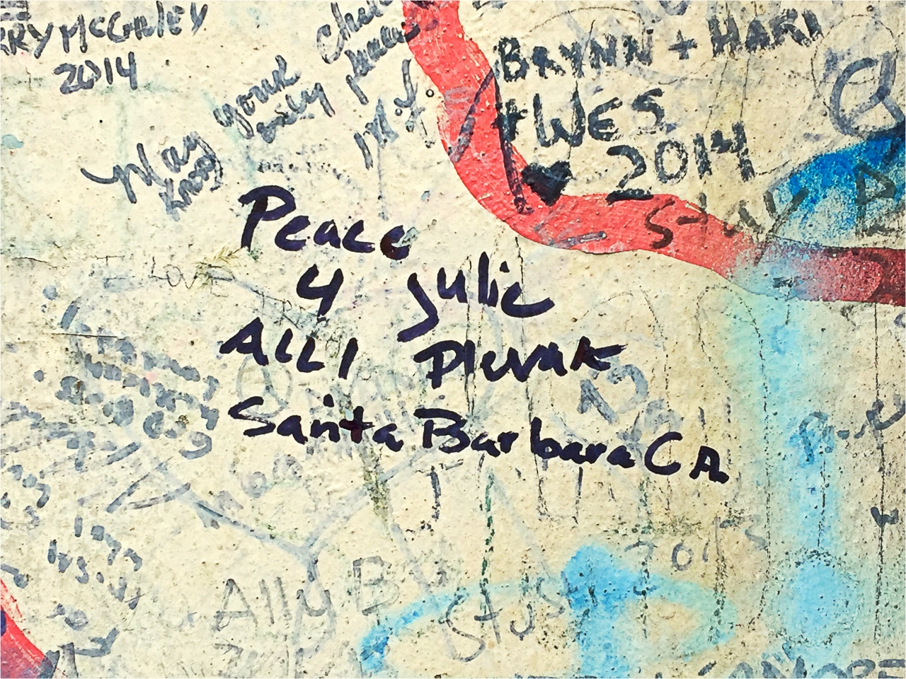 Northern Ireland, Peace Wall, traveling in Ireland