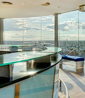 Gravity Bar at Guinness