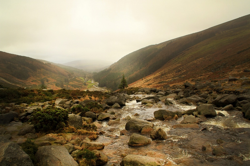 The Wicklow Gap