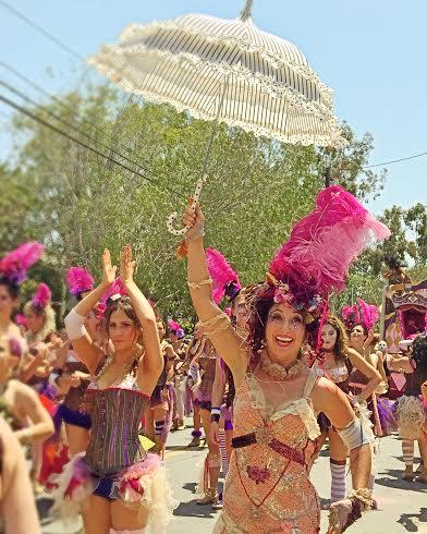Summer Solstice Celebration Parade