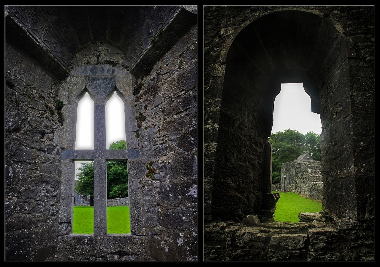 Aughnanure Castle in County Galway, Ireland West Tours