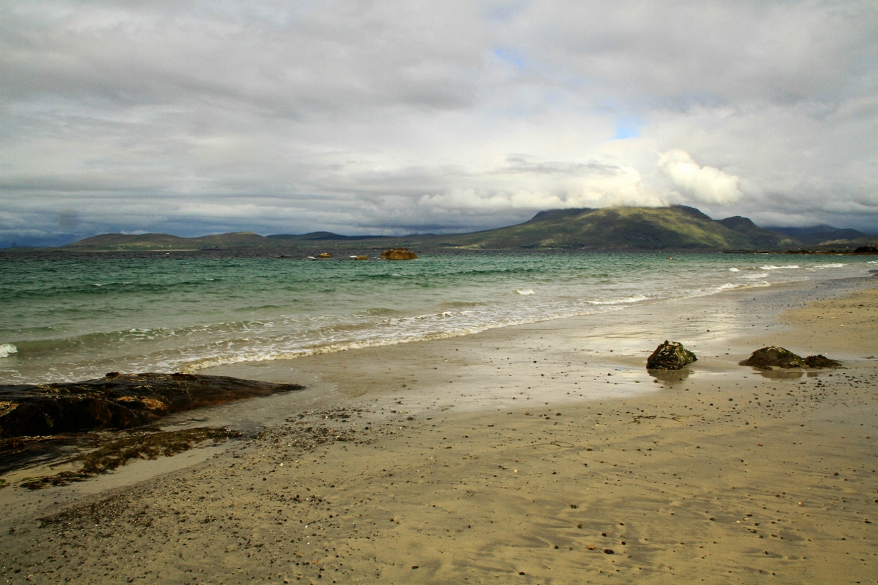 Connemara, Renvyle Beach, Ireland