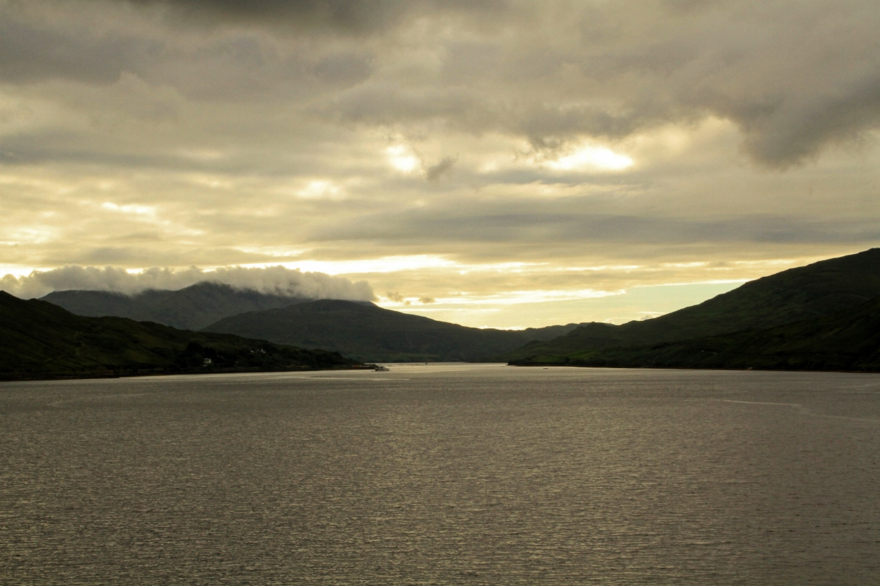 Killary Fjord, Ireland