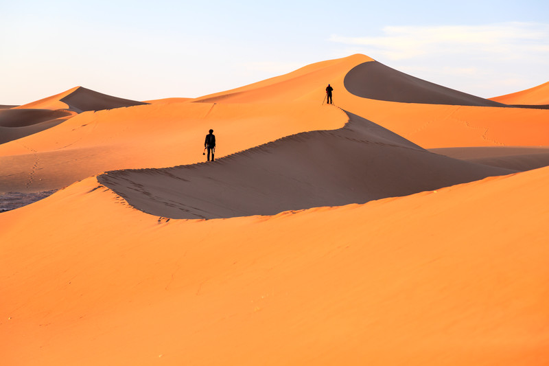 Photo tour by Julie Miche Sahara desert in morocco