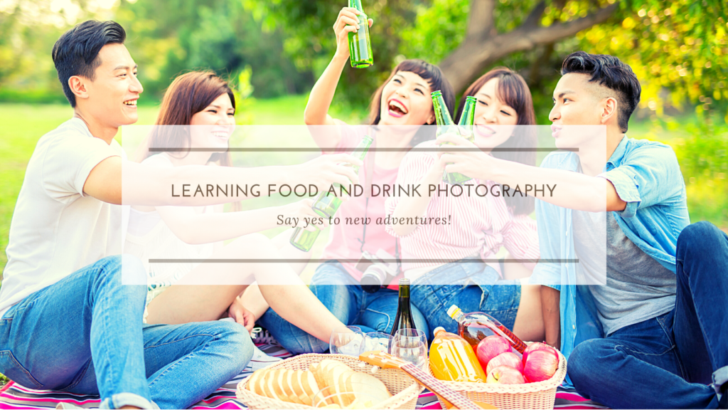 Learning food and drink photography