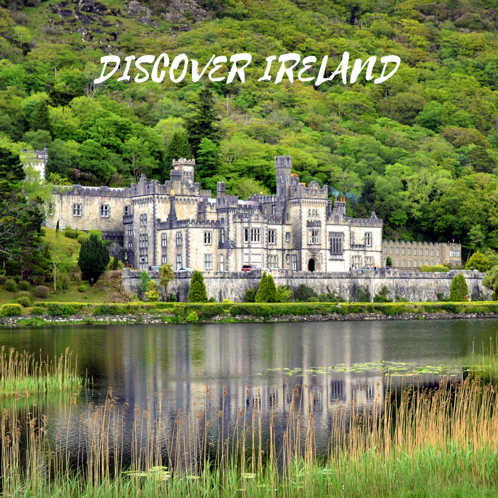 Virtual tour of Ireland