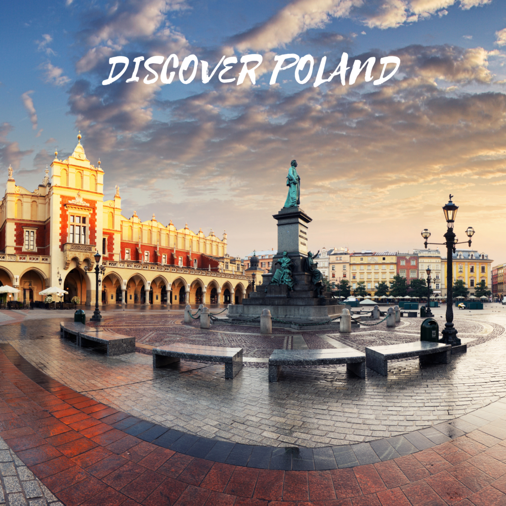 Virtual Tours Around Europe - Poland