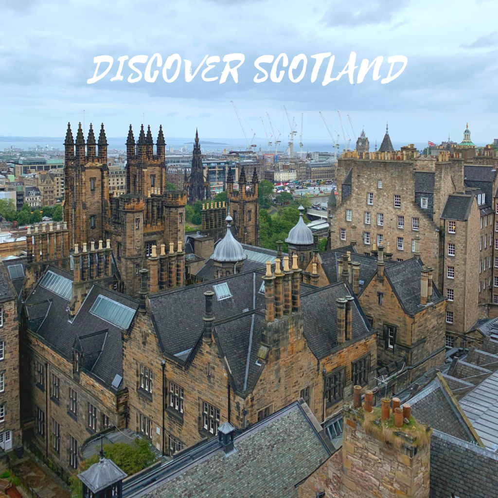 Virtual tour of Scotland