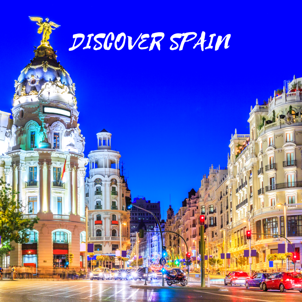 Virtual Tours Around Europe - Spain