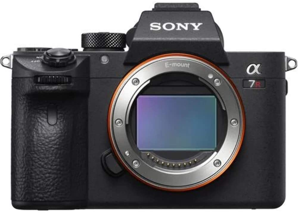 Travel Photography Gear - Sonya7R III