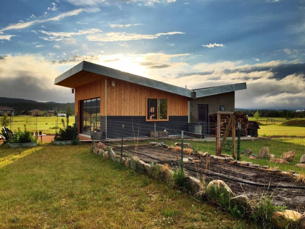 Bale & Butterfly Bungalow airbnb, Rapid City, South Dakota