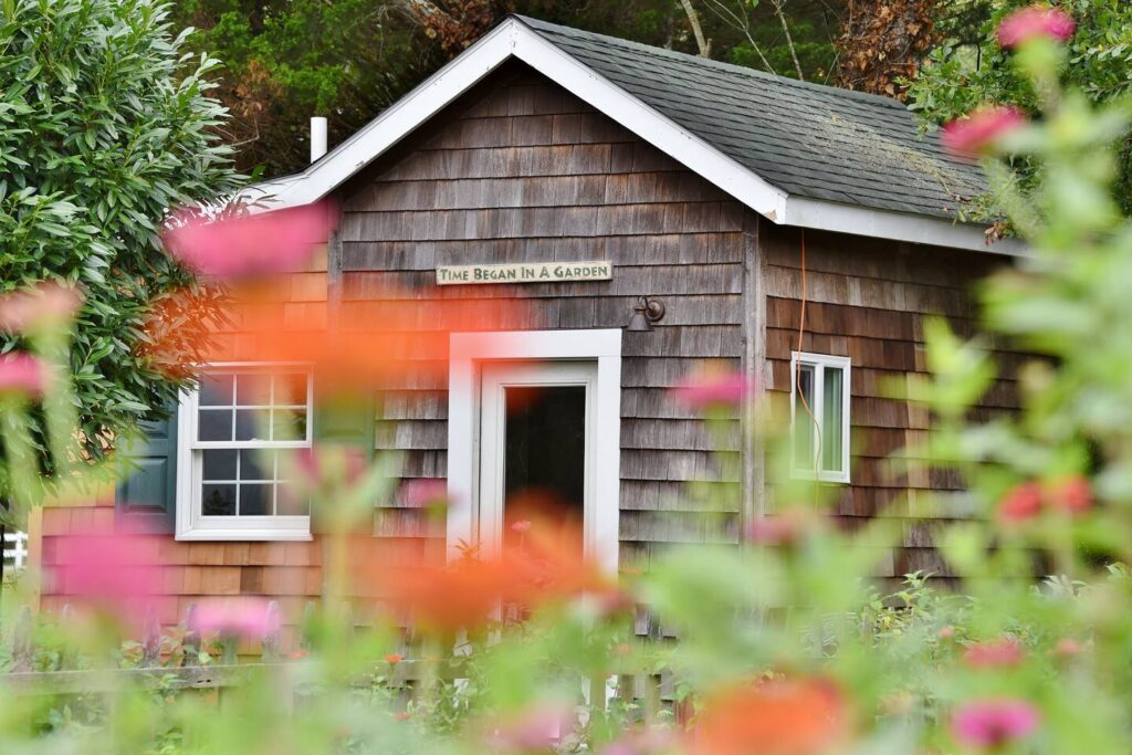 Tiny House at Good Earth Farm, Ocean View, Delaware - Unique Airbnb's